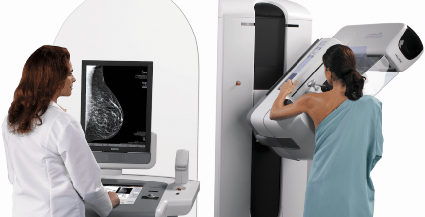 Is it Safe to Get a Mammogram While Breastfeeding?