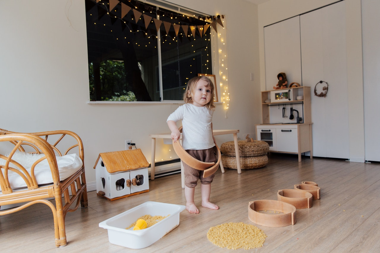 Why It's Important to Ask for Company Childcare Benefits
