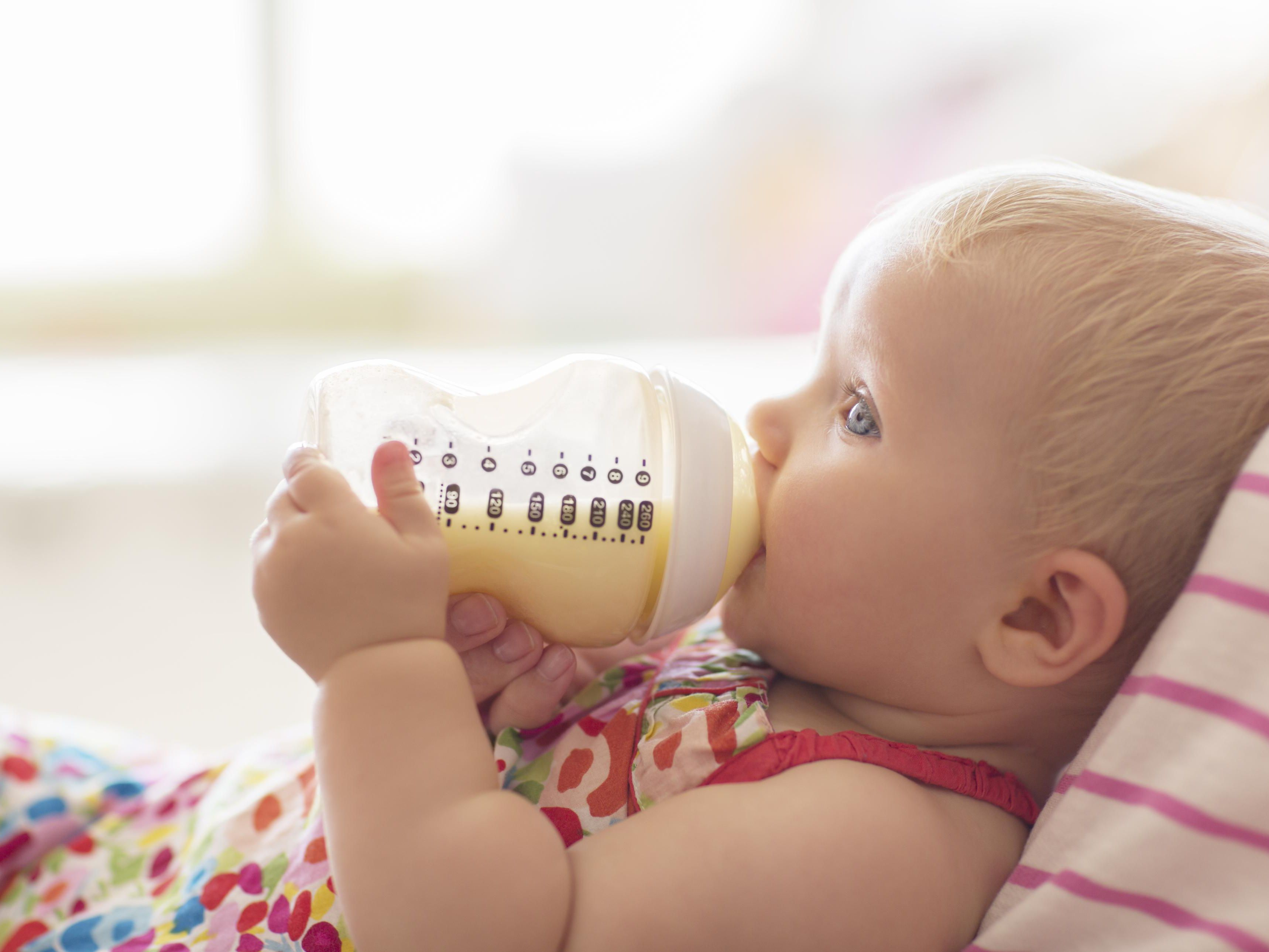 Important Things to Know About Expired Baby Formula